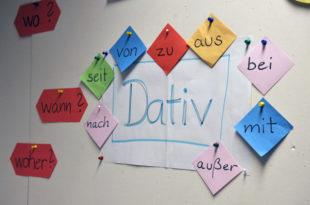 Alphabetisierungskurs der Münchner Volkshochschule, 2008
